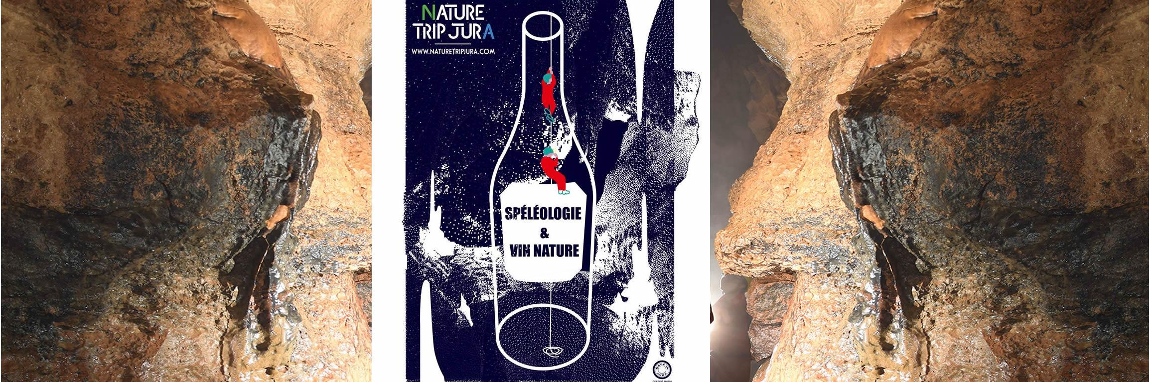 degustation vins dans une grotte